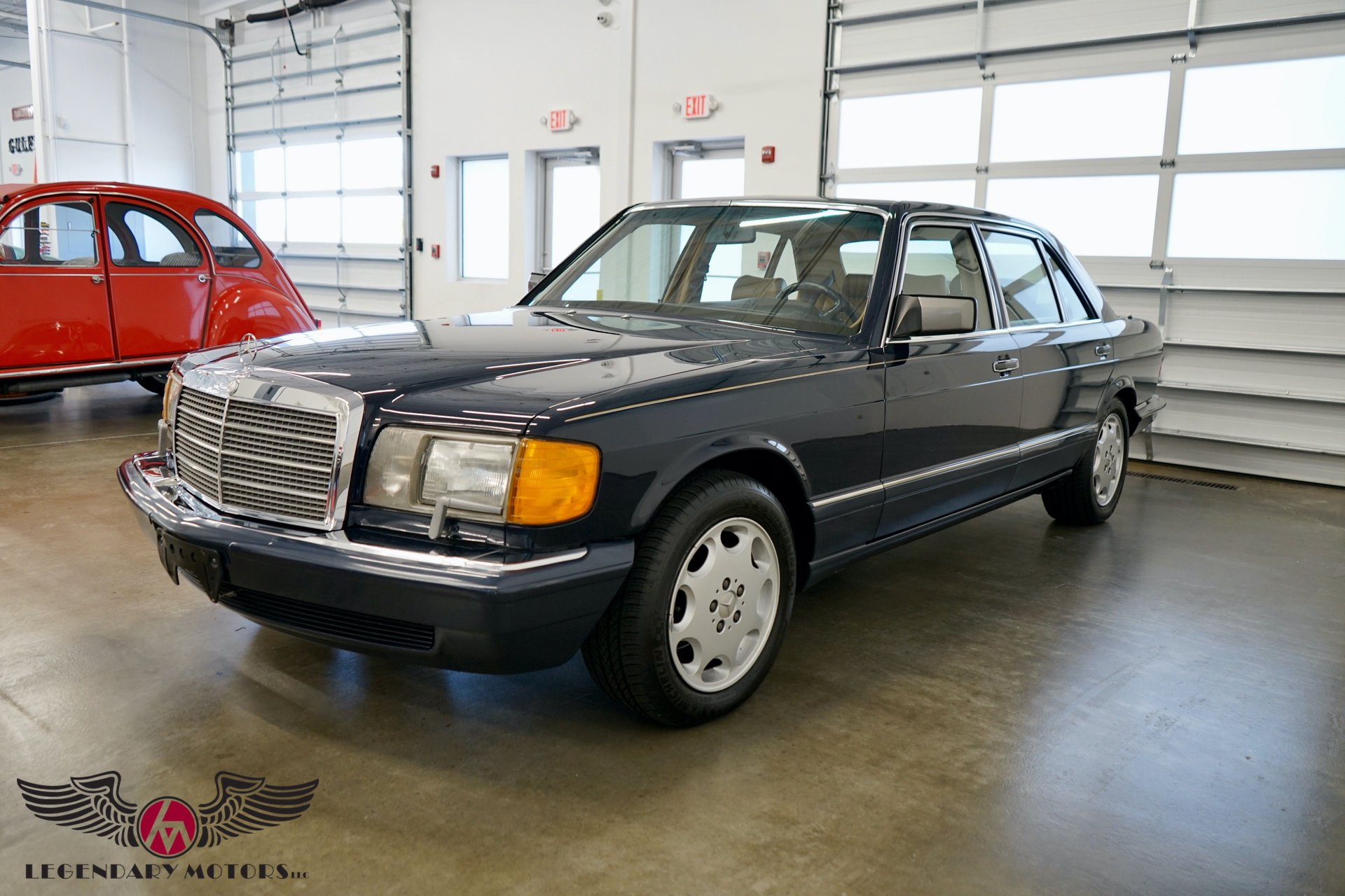 1991 mercedes benz 560