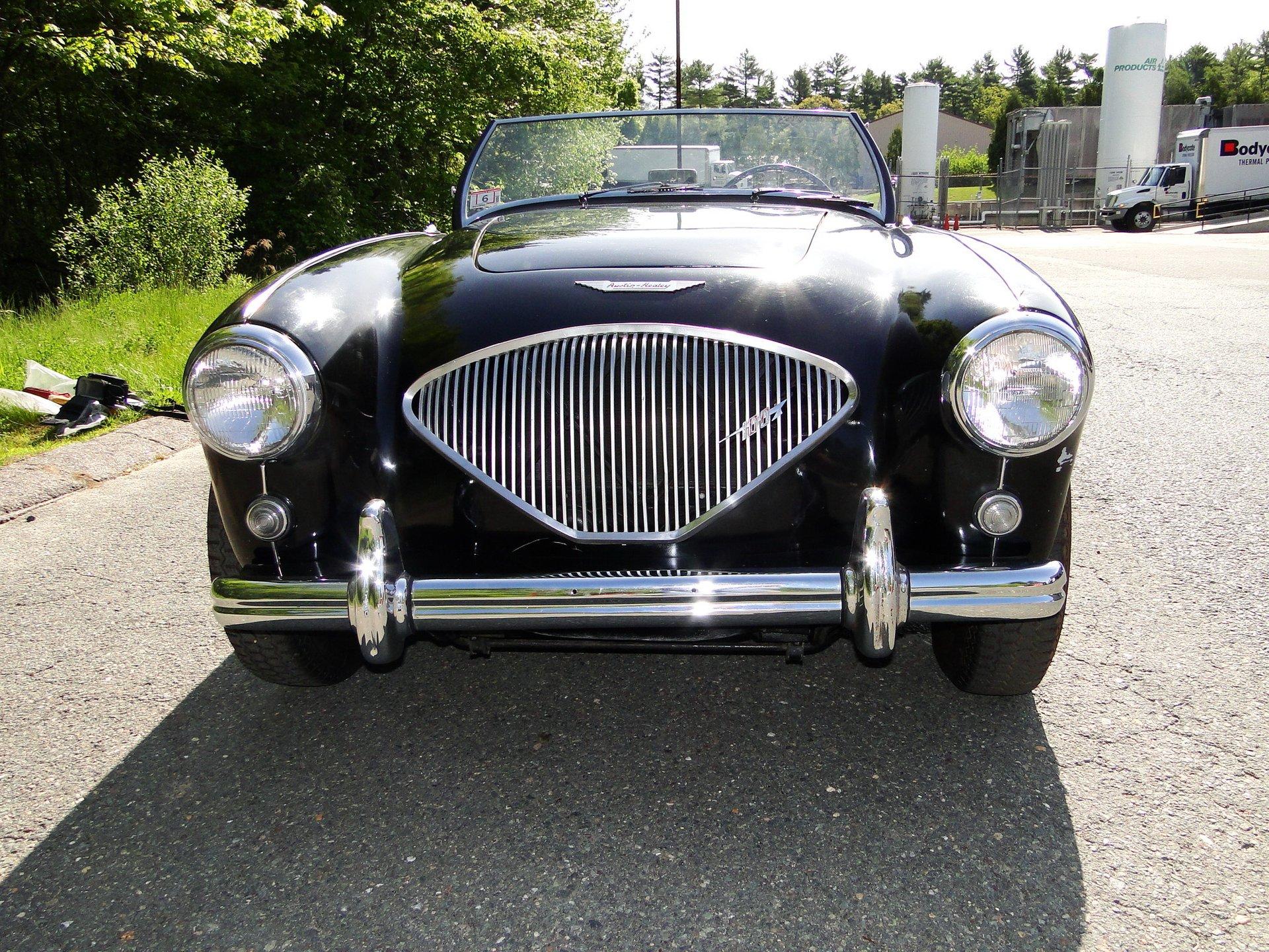 1955 austin healey bn2