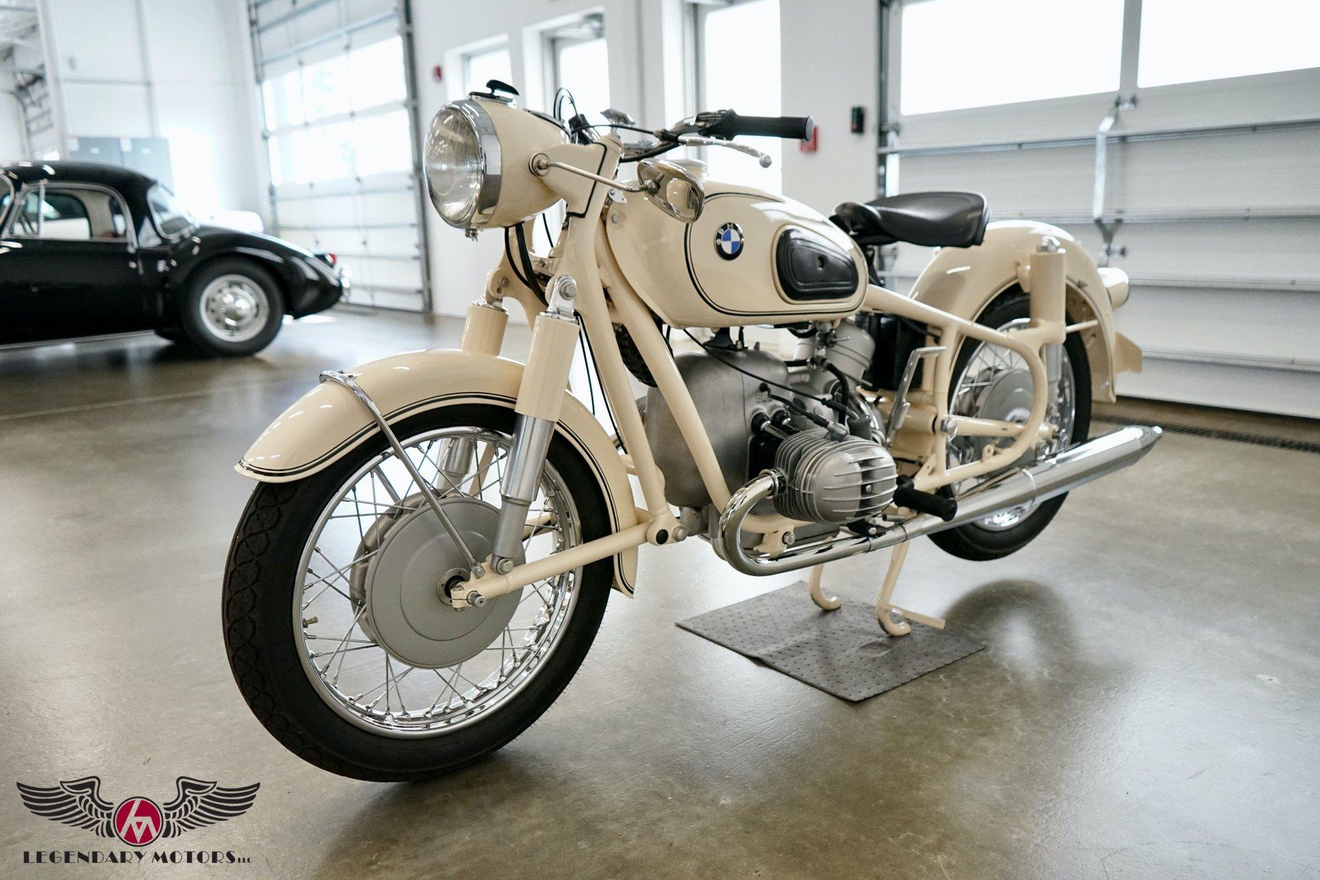 1966 bmw r50 2