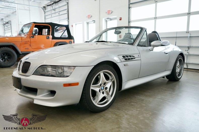 2001 BMW M
