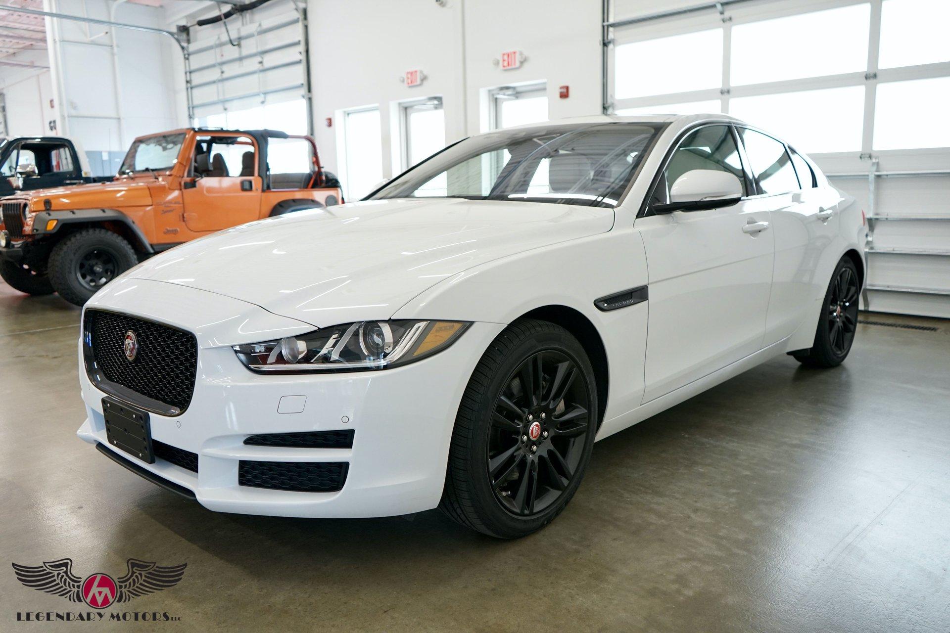 2017 jaguar xe 20d awd prestige