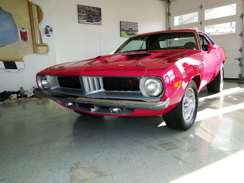 1974 Plymouth Barracuda