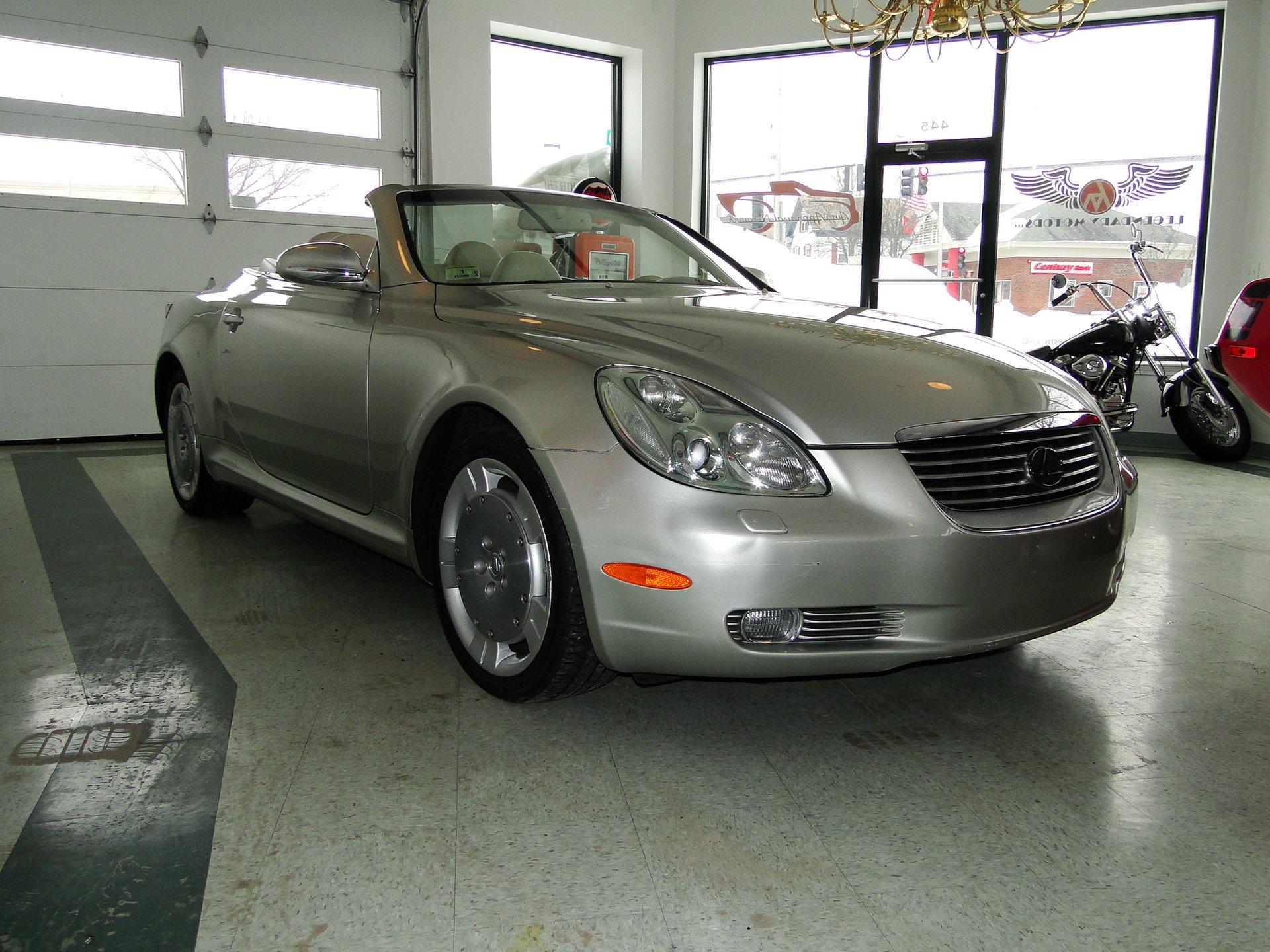2002 lexus sc430