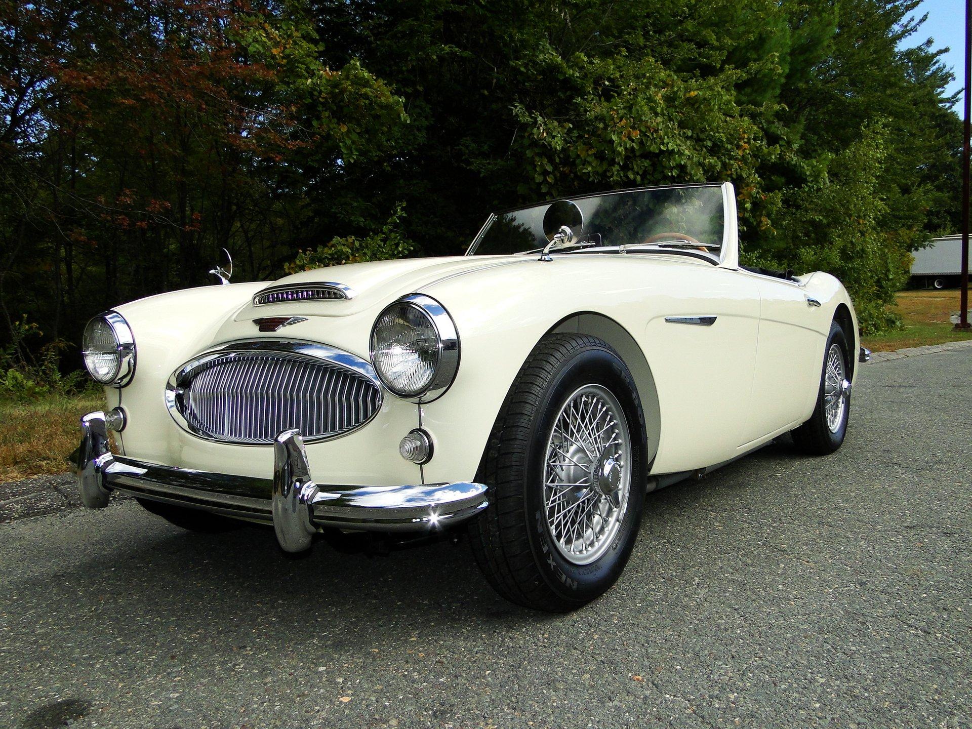 1962 austin healey 3000 mkii bn7