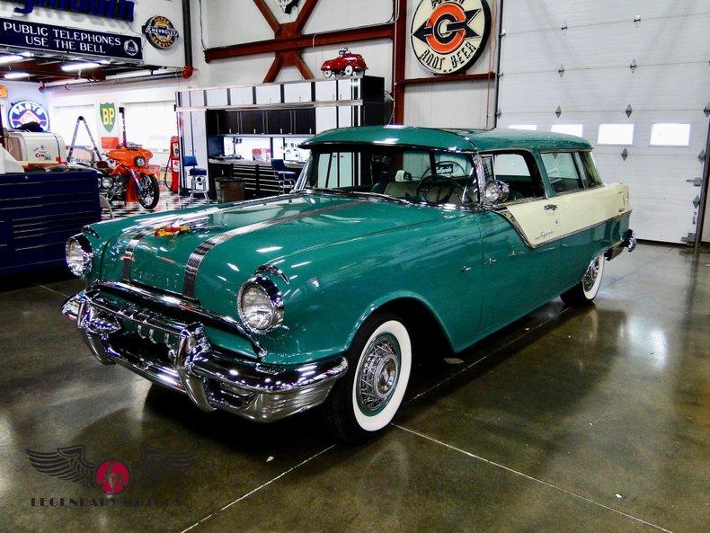 1955 Pontiac Safari For Sale