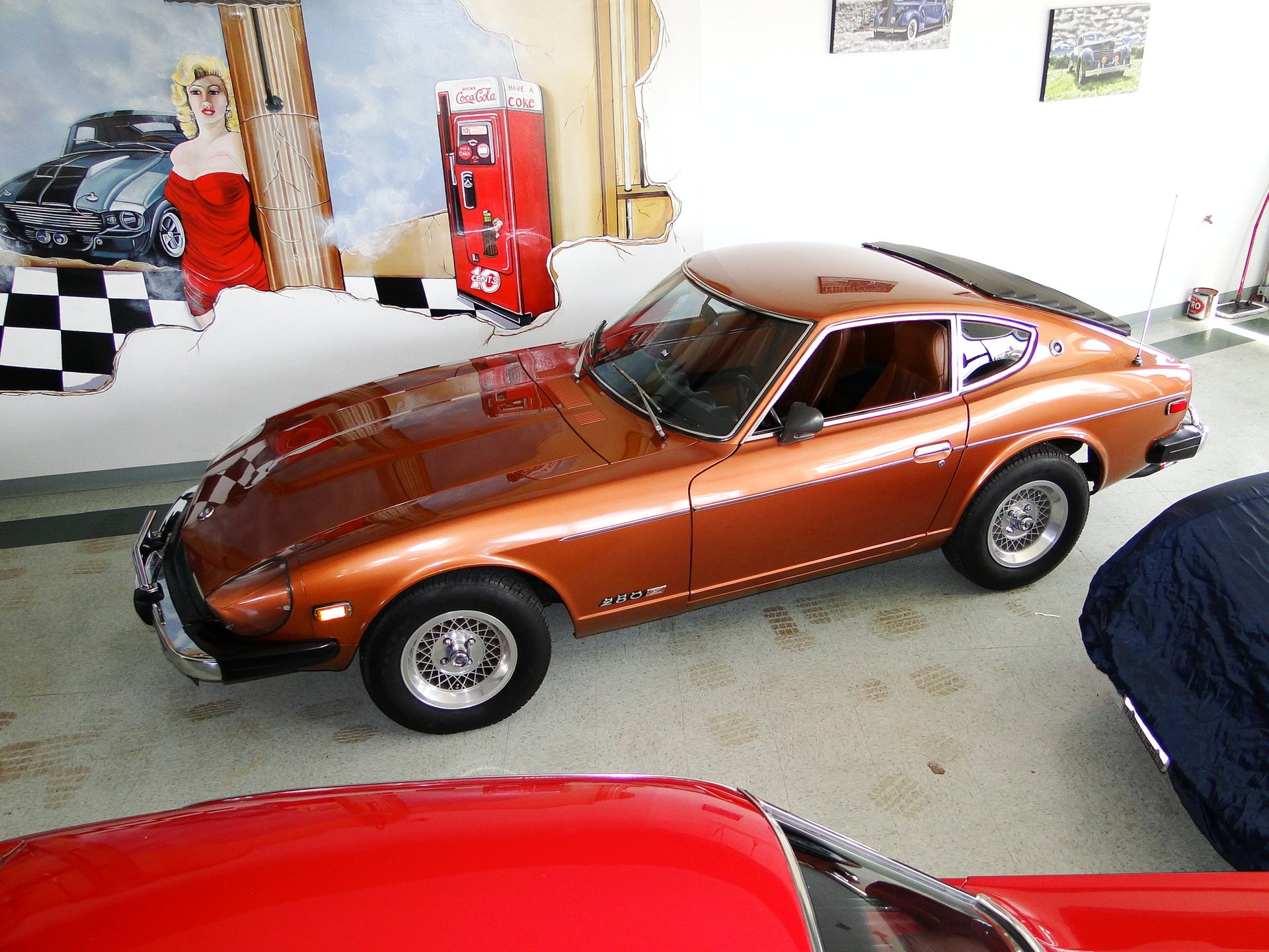 1976 Datsun 280Z | Legendary Motors - Classic Cars, Muscle Cars, Hot