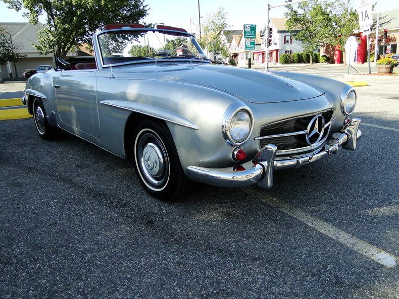 1962 Mercedes-Benz 190SL