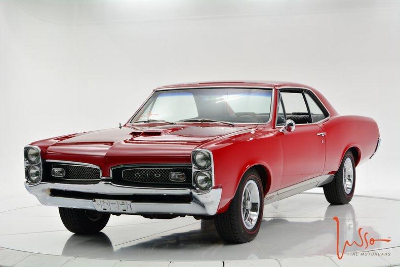1967 Pontiac LeMans (GTO Tribute Car)