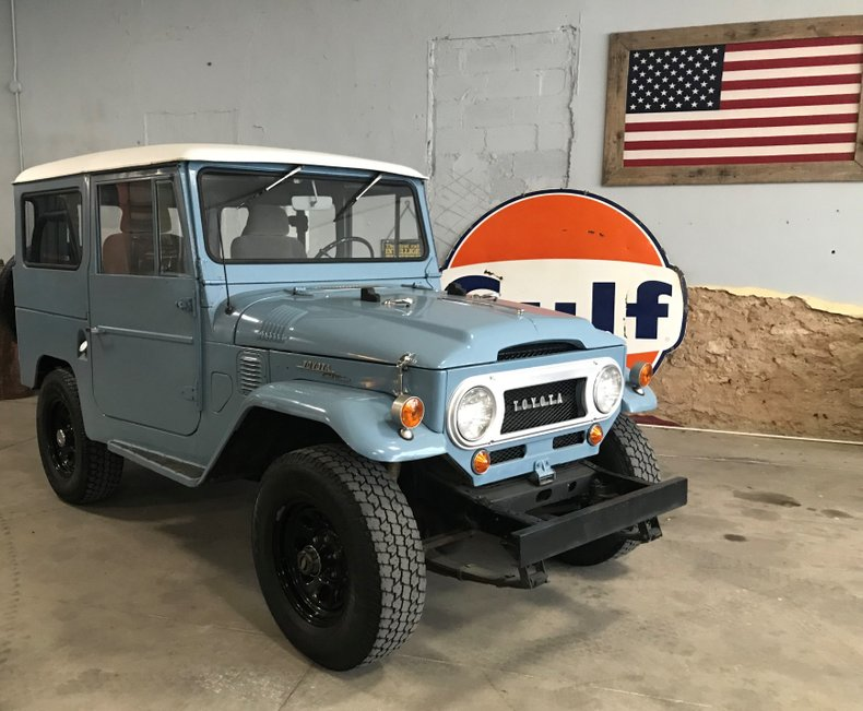 1968 Toyota FJ40 For Sale