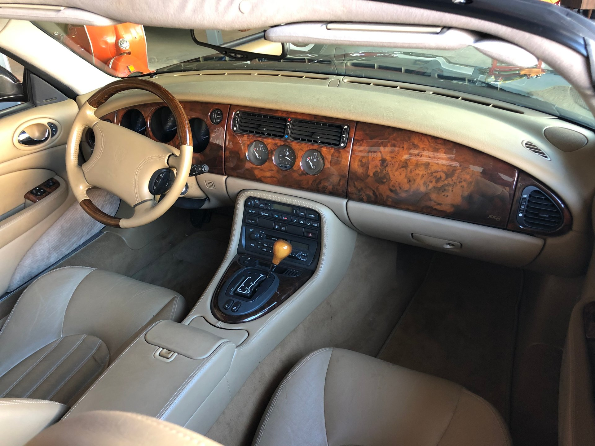 1997 Jaguar XK8 for sale #109197 | MCG