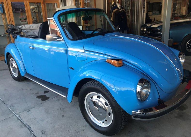 1973 Volkswagen Beetle For Sale