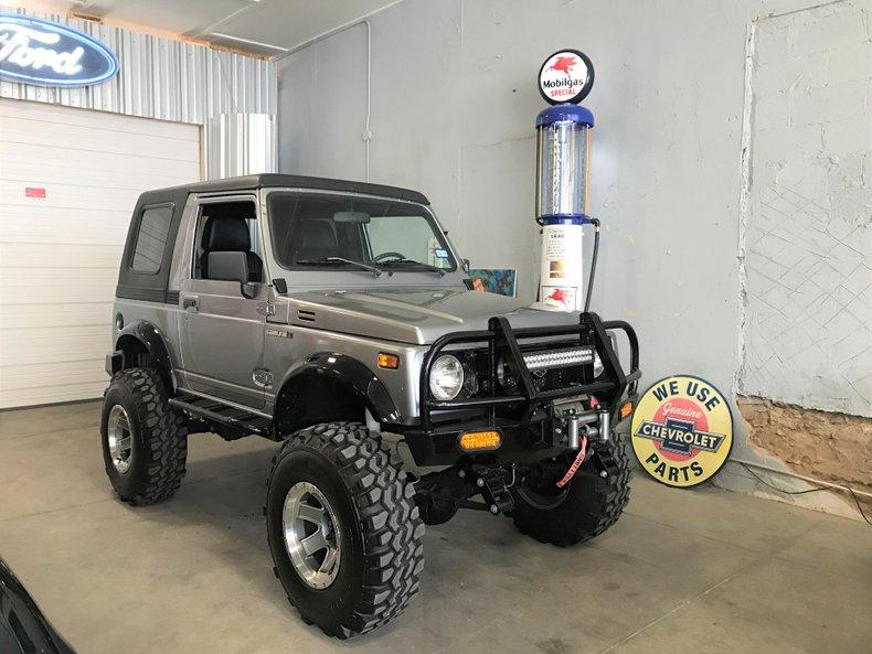 1993 Suzuki Samurai JL