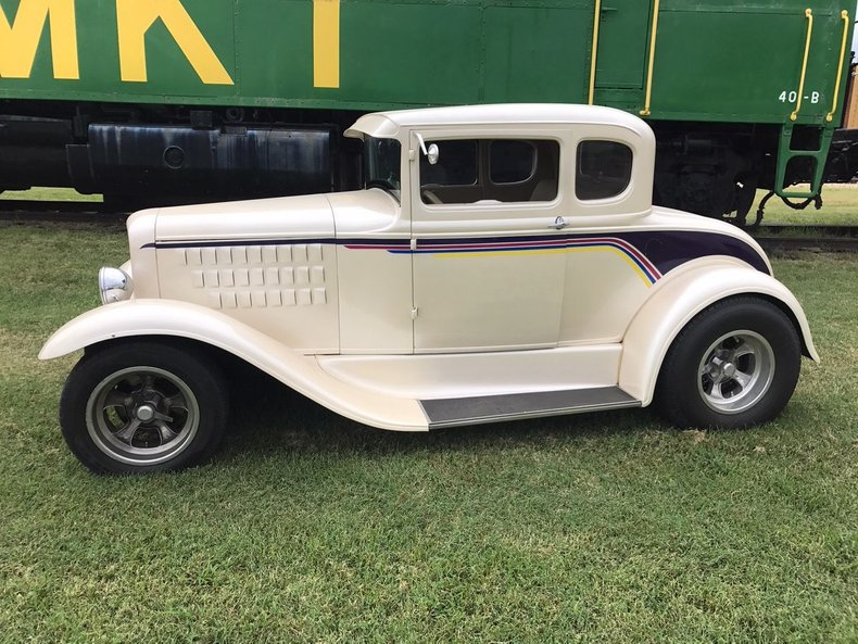 1929 Ford Coupe