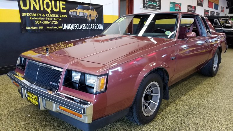 1986 Buick Regal For Sale