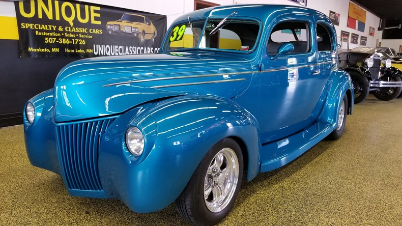 1939 Ford Tudor For Sale