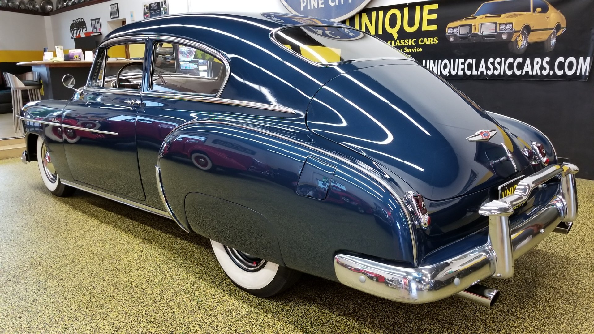 1949 Chevrolet Fleetline 2 door Sedan for sale #101469 | MCG
