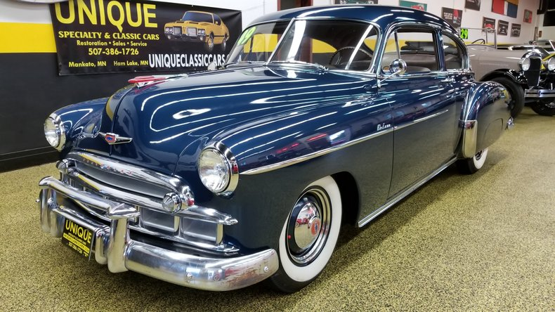 1949 Chevrolet Fleetline | Unique Specialty & Classics