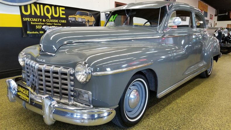 1948 Dodge 2 DR SEDAN