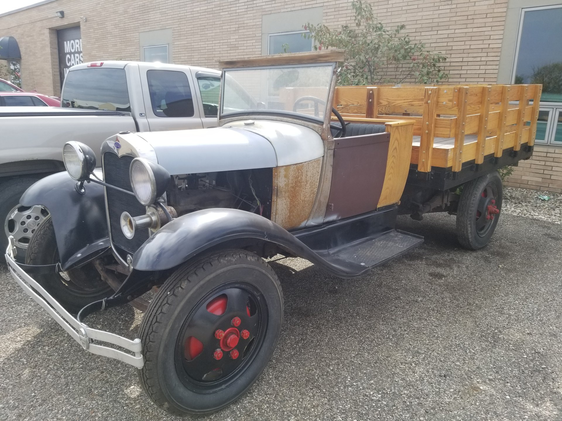 1930 model aa truck