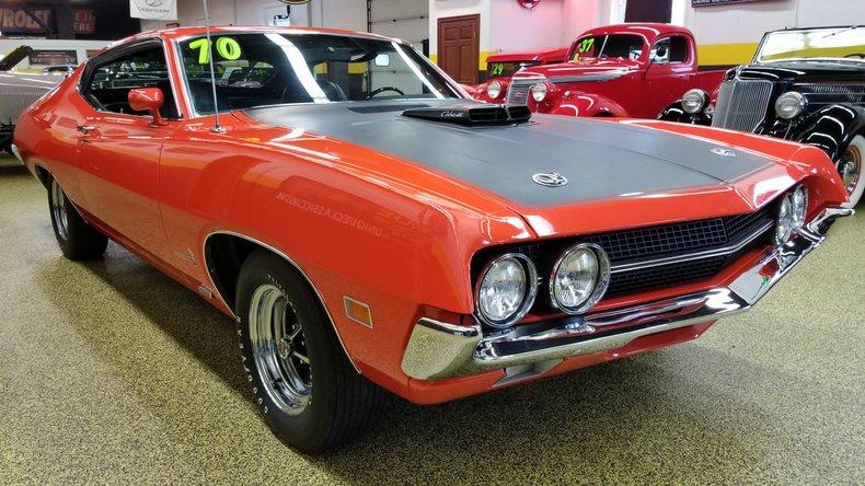 1970 Ford Torino Cobra 429 CJ for sale #4886 | Motorious