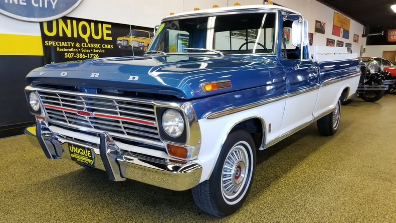 1969 Ford Pickup
