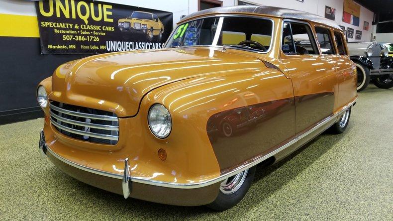 1951 Nash 2dr