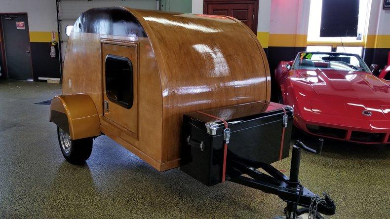 1943 Tear drop camper