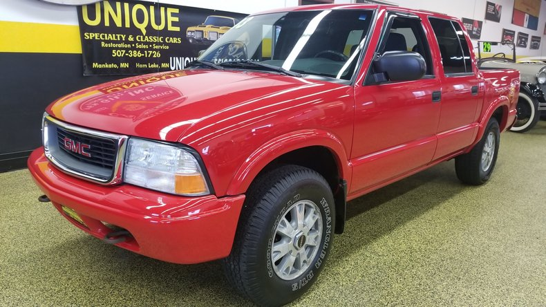 2003 GMC Sonoma For Sale