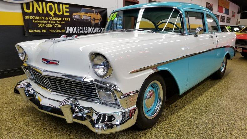 1956 Chevrolet 2dr Sedan