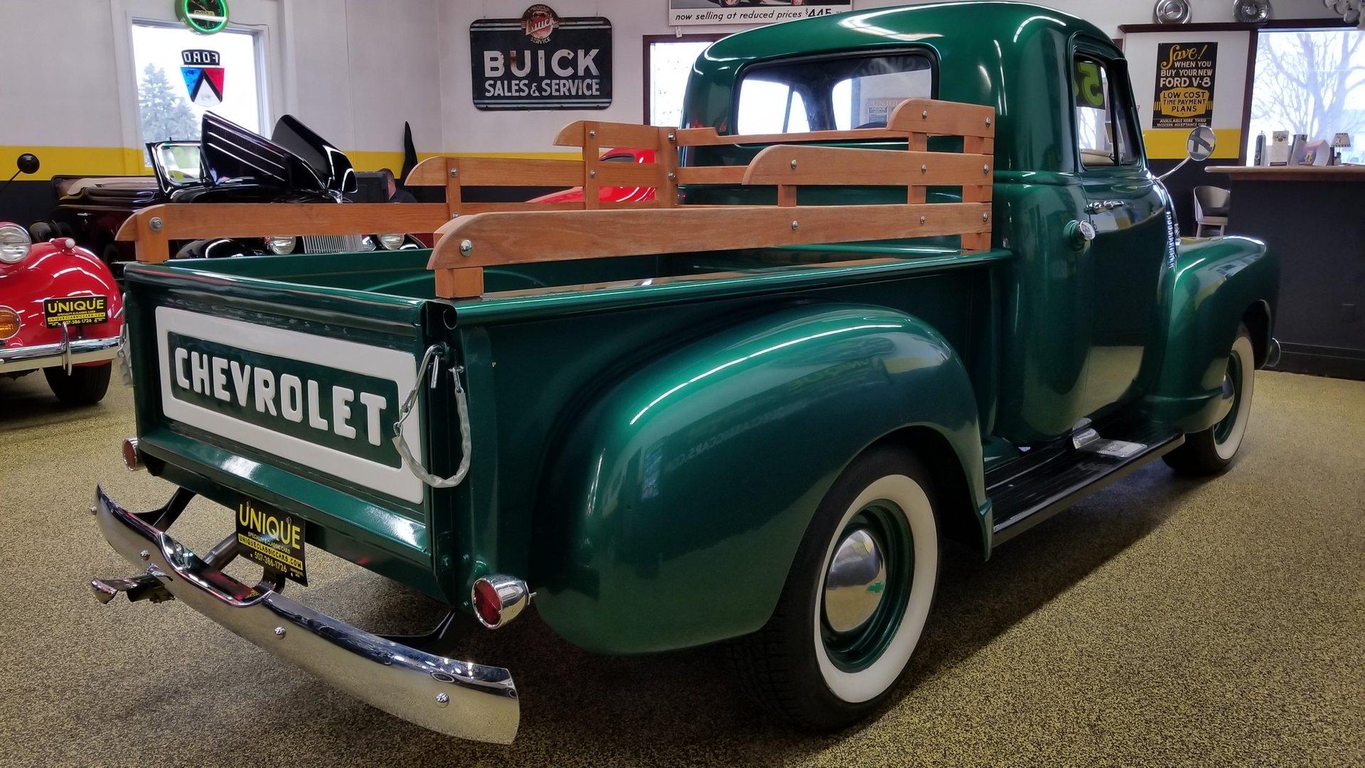 1954 Chevrolet 3100 Pickup For Sale 110573 Mcg Truck