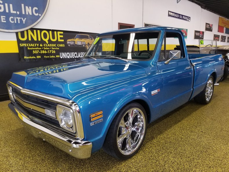 1970 Chevrolet C-10 For Sale