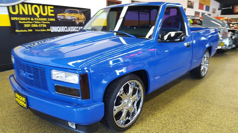 1991 GMC SIERRA C15 For Sale