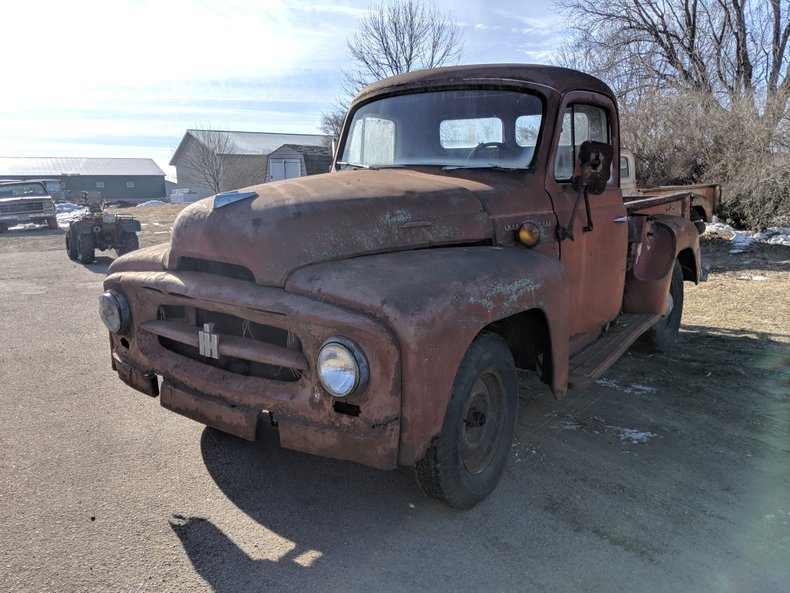 1953 International PICKUP For Sale