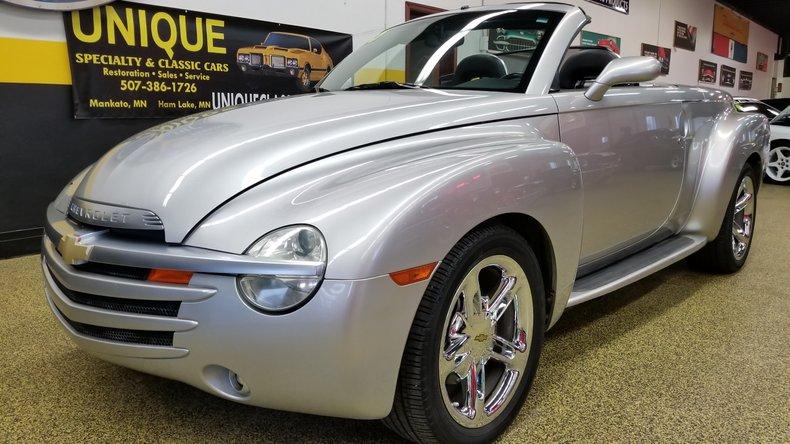2005 Chevrolet SSR For Sale
