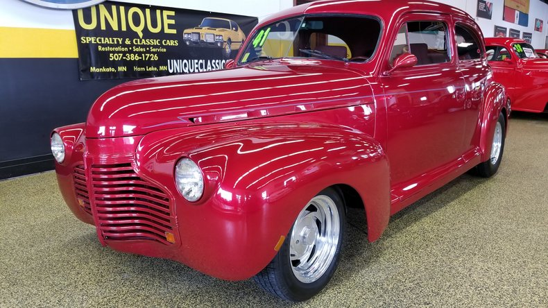 1941 Chevrolet Master For Sale