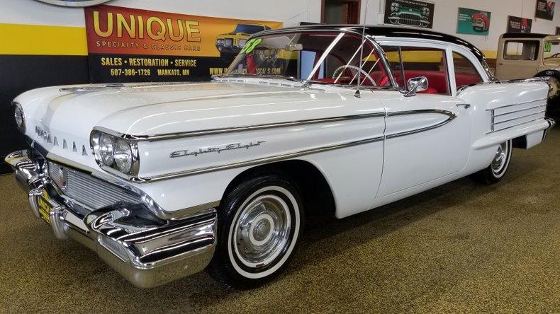 1958 Oldsmobile Eighty Eight