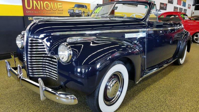 1940 Buick Super For Sale