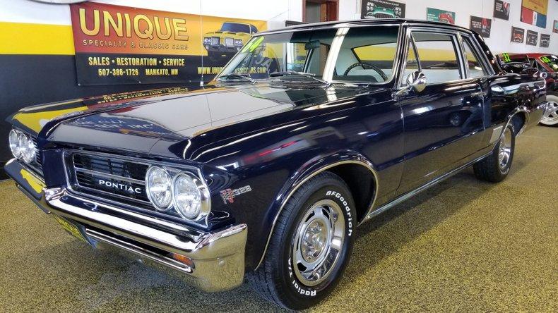 1964 Pontiac LeMans For Sale