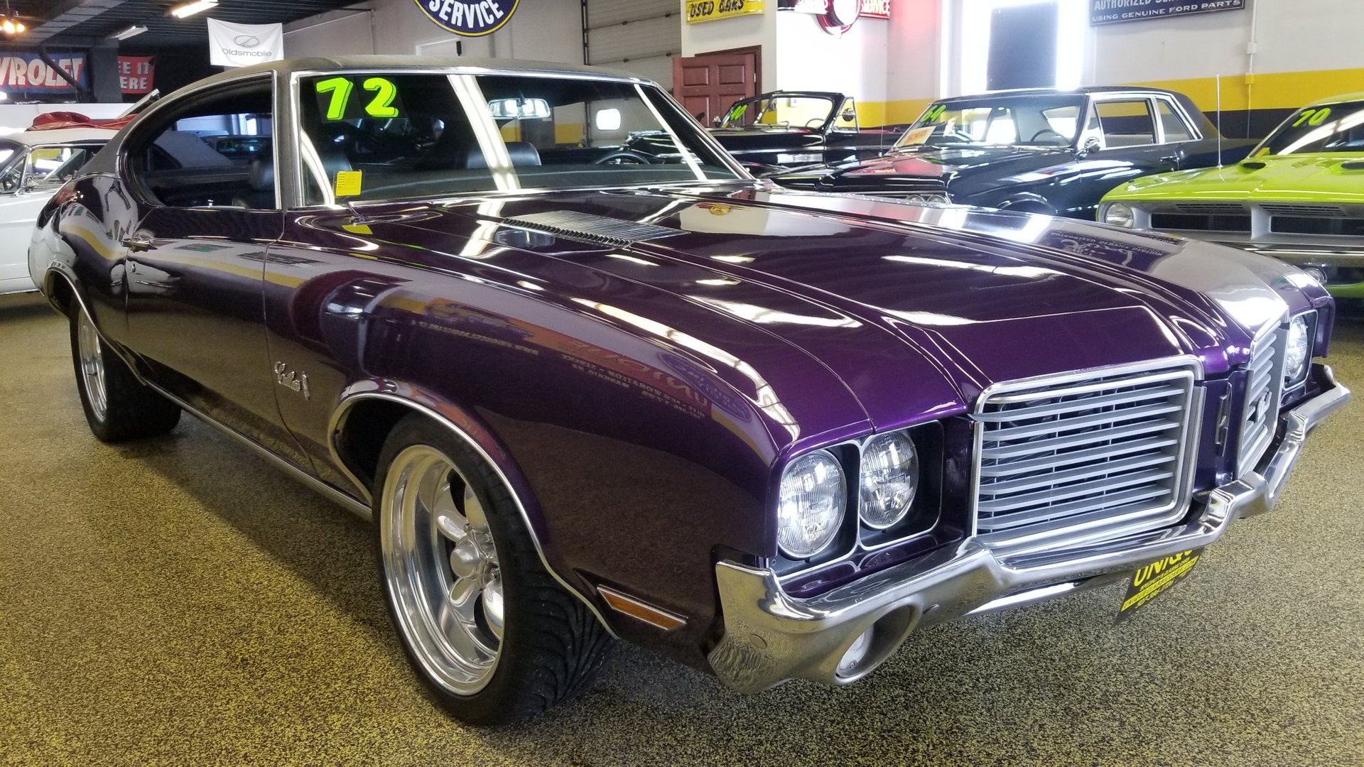 1972 Oldsmobile Cutlass 6 0 LS for sale #116123 | MCG