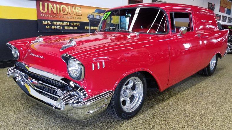 1957 Chevrolet Sedan Delivery
