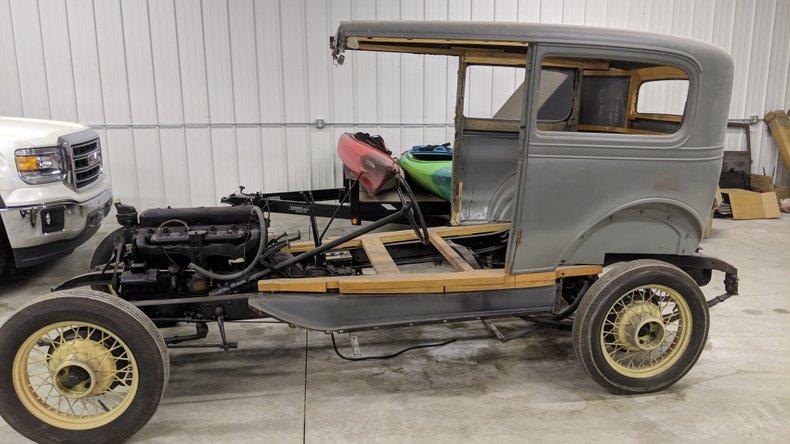 1931 Chevrolet 2dr Sedan
