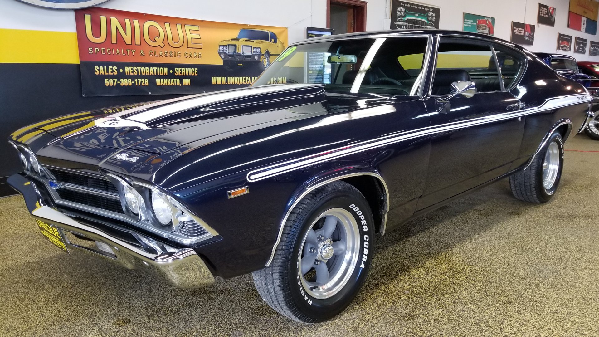 1969 Chevrolet Chevelle for sale #112205   Motorious