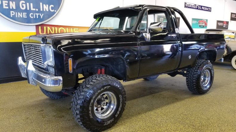 1976 GMC K10 For Sale
