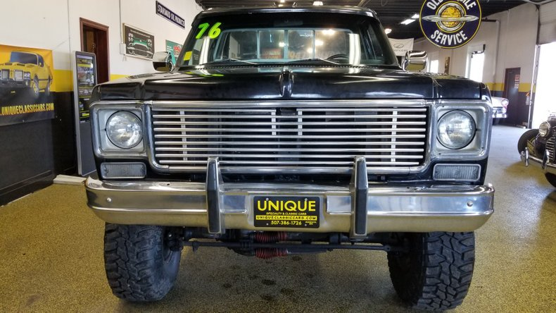 Excellent 1976 Gmc K10 4X4 Pickup For Sale 110970 Motorious Beatyapartments Chair Design Images Beatyapartmentscom