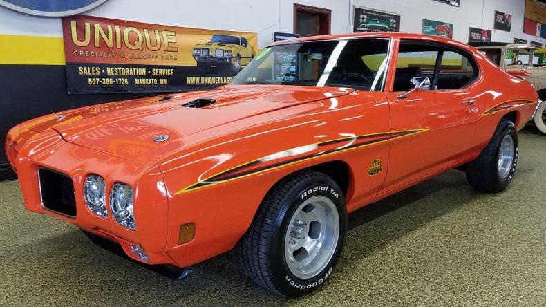 1970 Pontiac GTO TRIBUTE