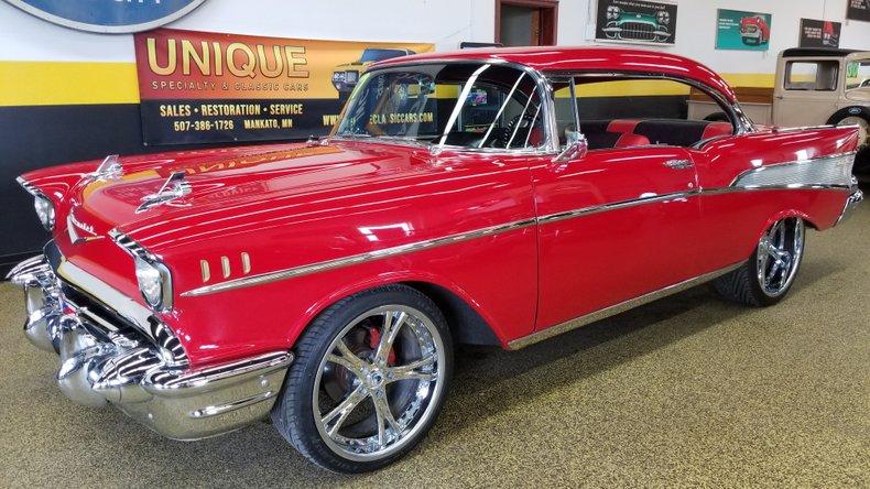 1957 Chevrolet Belair For Sale