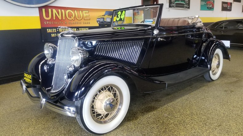 1934 Ford Cabriolet For Sale