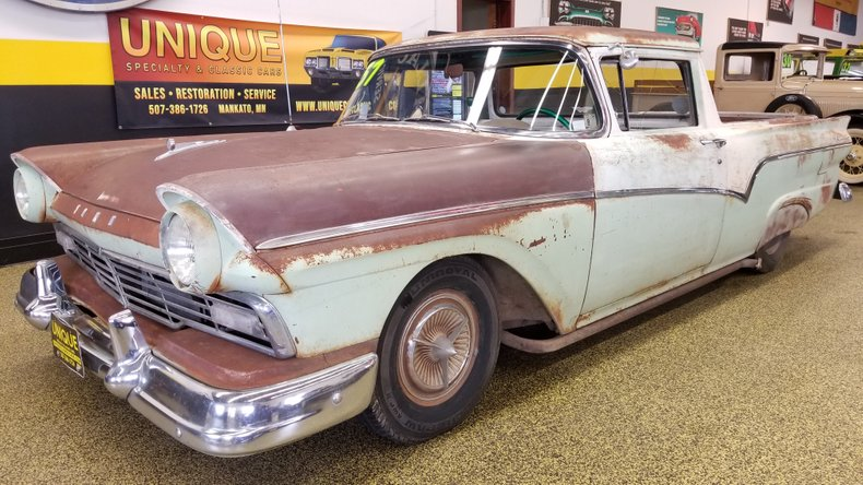 1957 Ford Ranchero For Sale  120879