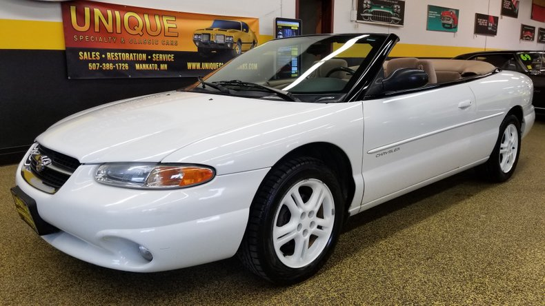 1996 Chrysler Sebring For Sale