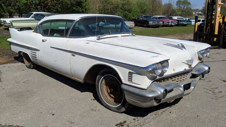 1958 Cadillac Coupe DeVille